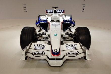 BMW F1.08 / Kliknij /INTERIA.PL