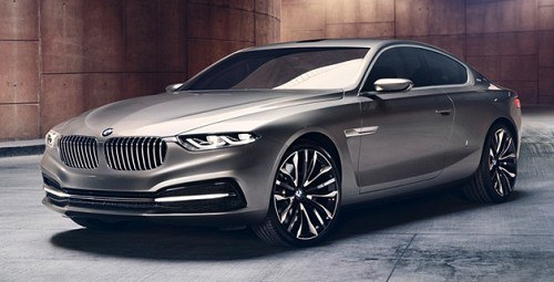 BMW Gran Lusso Coupe /BMW