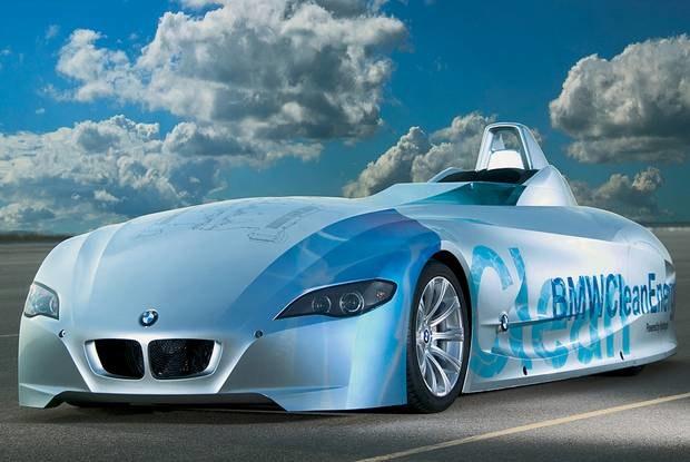 BMW H2R / Kliknij /INTERIA.PL