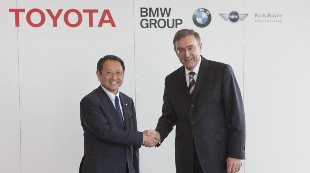 BMW i Toyota zawarły umowę o współpracy m.in. w zakresie rozwoju akumulatorów litowo-jonowych. /Motor