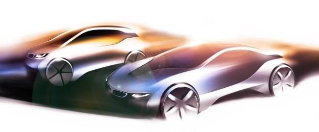 BMW i3 oraz BMW i8 /