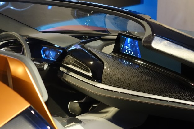 BMW i8 Spyder i Vision Future Interaction Concept /INTERIA.PL