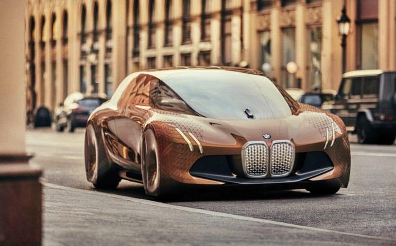 BMW iNext ma zadebiutować w 2021 roku /INTERIA.PL/informacje prasowe