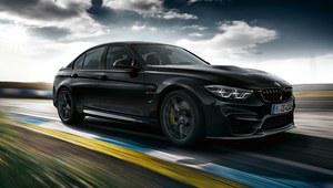 BMW M3 CS - jeszcze ostrzejsze