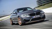 BMW M4 GTS. Ekstremalny samochód drogowy