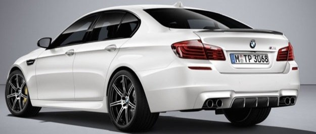 BMW M5 Competition Edition - na pożegnanie