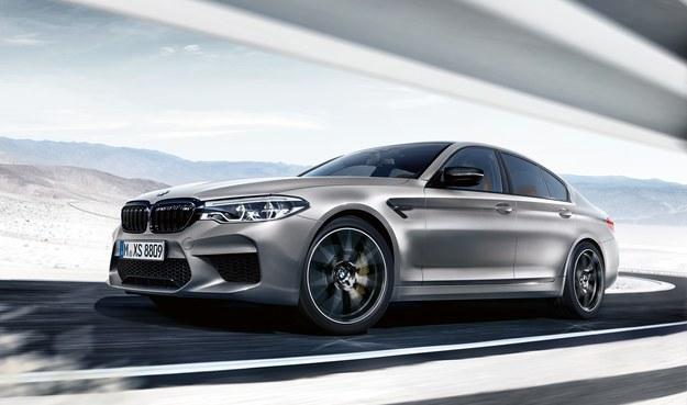 BMW M5 Competition /BMW