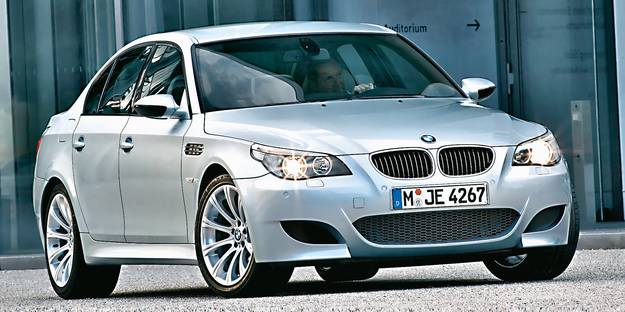 BMW M5 /Motor