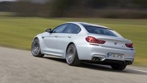BMW M6 Gran Coupe - pierwsza jazda