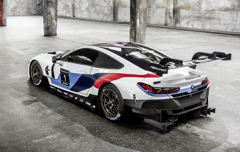 BMW M8 GTE /
