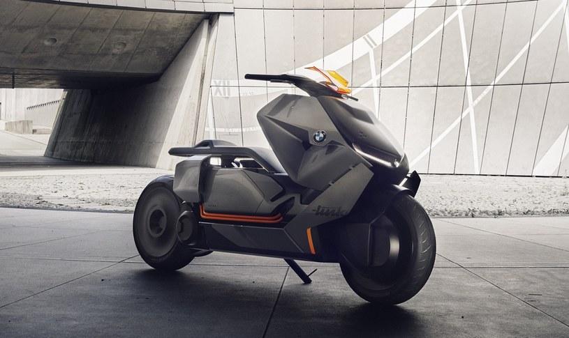 BMW Motorrad Concept Link /