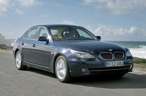 BMW może słabo hamować...