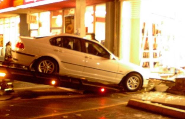 BMW prosto do sklepu