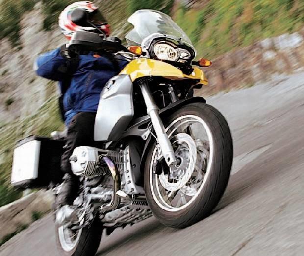 BMW R 1200 GS / Kliknij /Motocykl