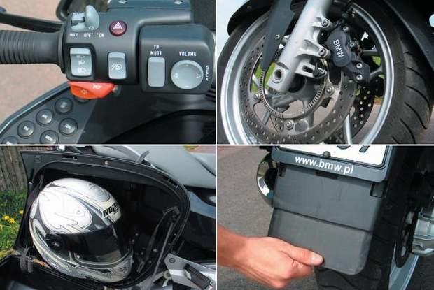 BMW R 1200 RT / Kliknij /Motocykl