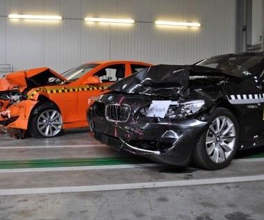 BMW samo zahamuje