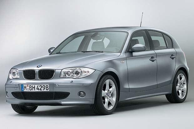 BMW serii 1 (kliknij) /INTERIA.PL