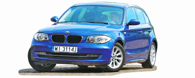 BMW serii 1 /Motor