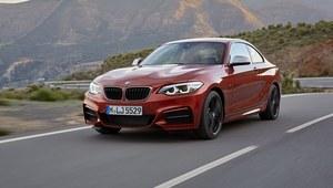 BMW serii 2 coupe i cabrio zmodernizowane