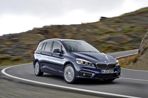 BMW serii 2 Gran Tourer /BMW