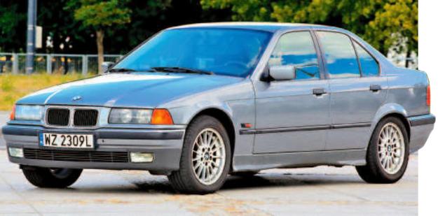 BMW serii 3 E36 /Auto Moto