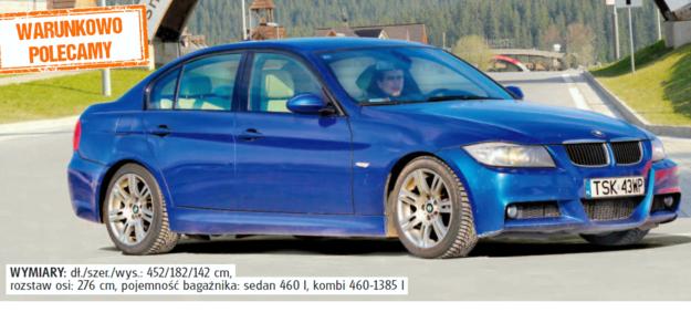 BMW serii 3 E90 /Auto Moto