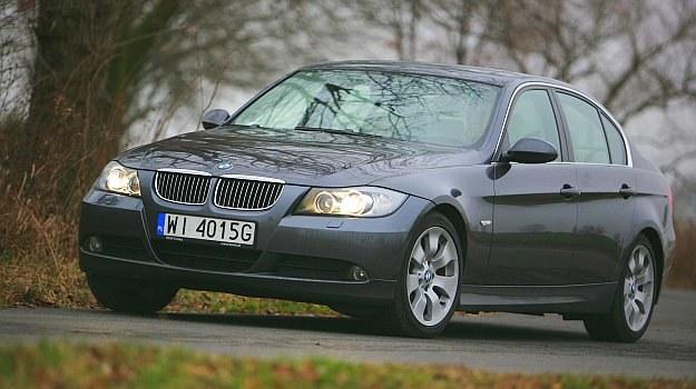 BMW serii 3 E90 /Motor