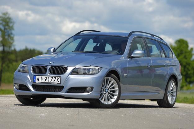 BMW serii 3 Touring E91 (2005-2012) /Motor