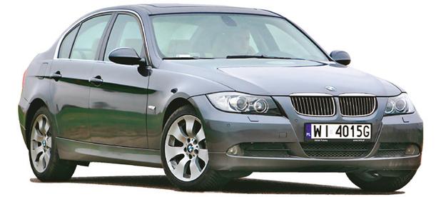BMW serii 3 /Motor