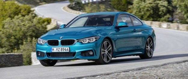 BMW serii 4 przeszło modernizację
