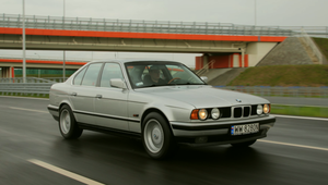 BMW serii 5 E34 - już na nim nie stracisz, a możesz zyskać