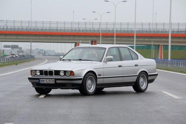 Używane BMW serii 5 (E34)