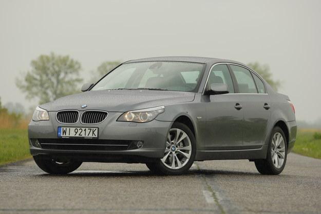 BMW serii 5 E60 (2003-2010) /Motor