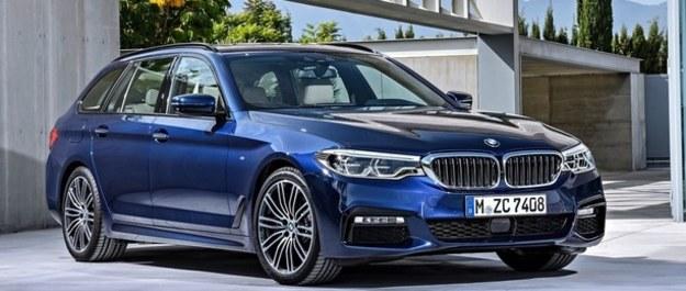BMW serii 5 Touring wycenione w Polsce