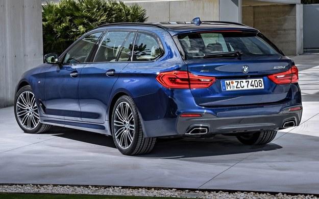 BMW serii 5 Touring /BMW