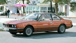 BMW serii 6 (E24) /BMW