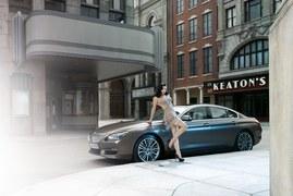 BMW serii 6 GC w klimacie burleski