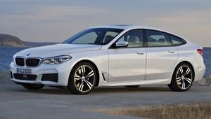 BMW serii 6 GT, czyli następca serii 5 GT