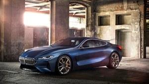 BMW serii 8 concept - wejdzie do produkcji?
