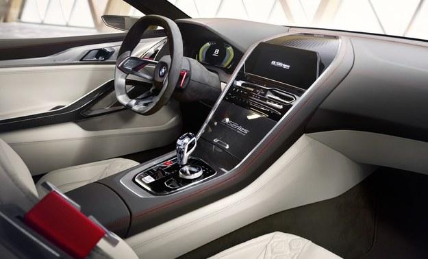 BMW serii 8 concept /BMW