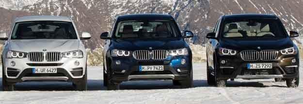 BMW serii X /