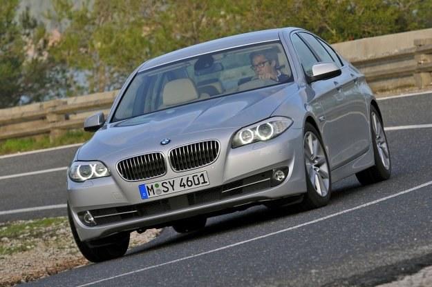 BMW sprzedaje się dobrze /