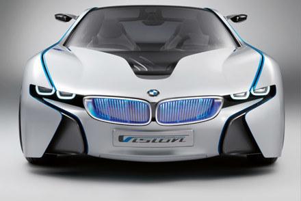 BMW vision efficientdynamics /INTERIA.PL