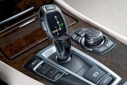 BMW wyposażono w 8-stopniową skrzynię /