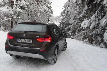 BMW X1  to całkiem ciekawa propozycja /INTERIA.PL