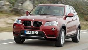 BMW X3 z nowym, oszczędnym dieslem o mocy 145 KM