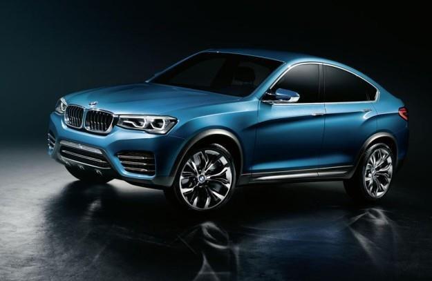 BMW X4 concept /