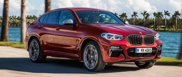 BMW X4 - oto druga generacja