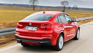 BMW X4 xDrive35d - chce być autem do wszystkiego