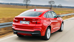 BMW X4 xDrive35d - test
